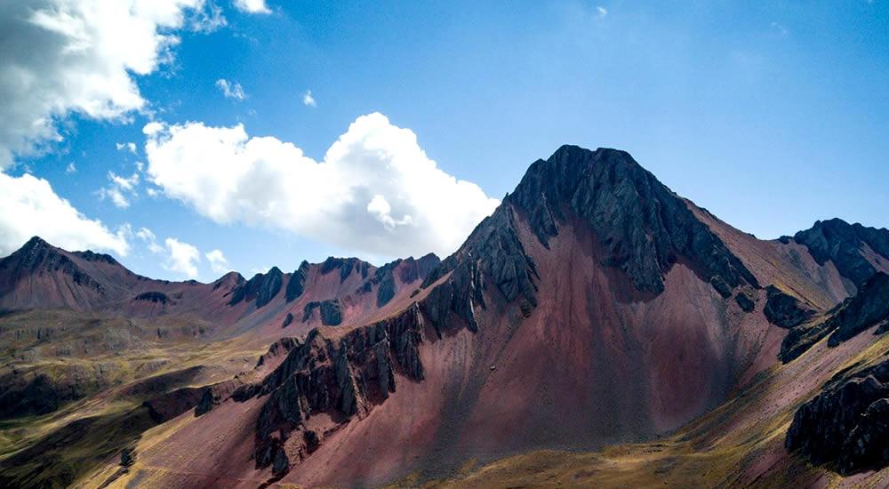 Apu tacllo mountain