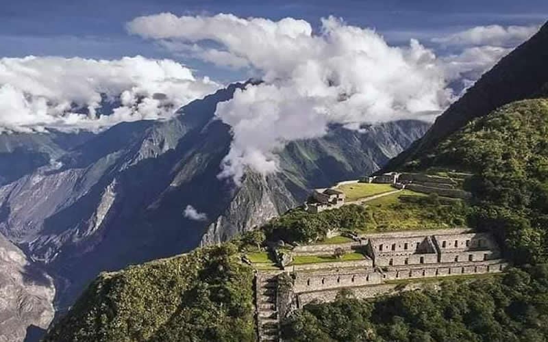 chodquequirao with drone