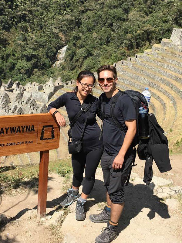 short inca trail peru